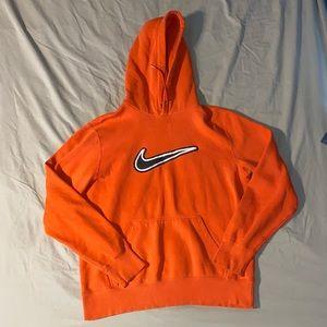 Nike Orange Hoodie!